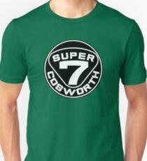 Super 7 Cosworth Unisex T-Shirt