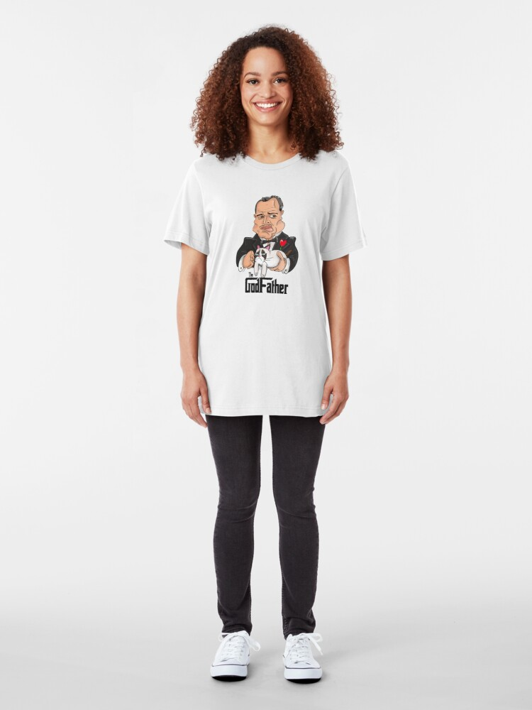 Alternate view of The Godfather Slim Fit T-Shirt