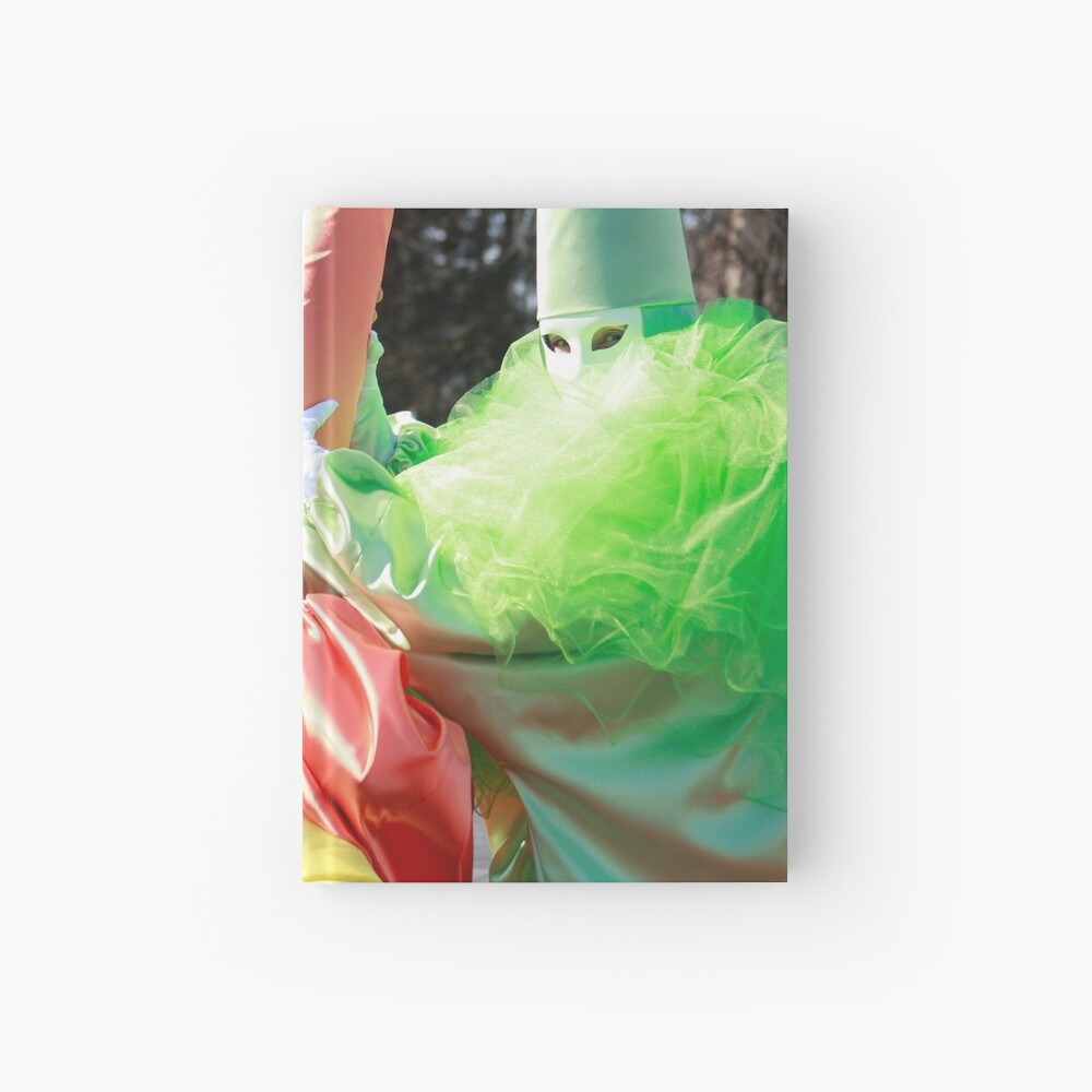 I See You Hardcover Journal