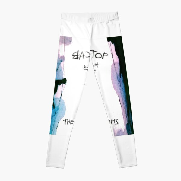 The Front Bottoms Back On Top Album Cover Leggings