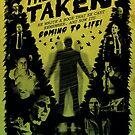 Alan Wake in The Taken by Sam Mobbs
