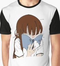 Bookworm Graphic T-Shirt