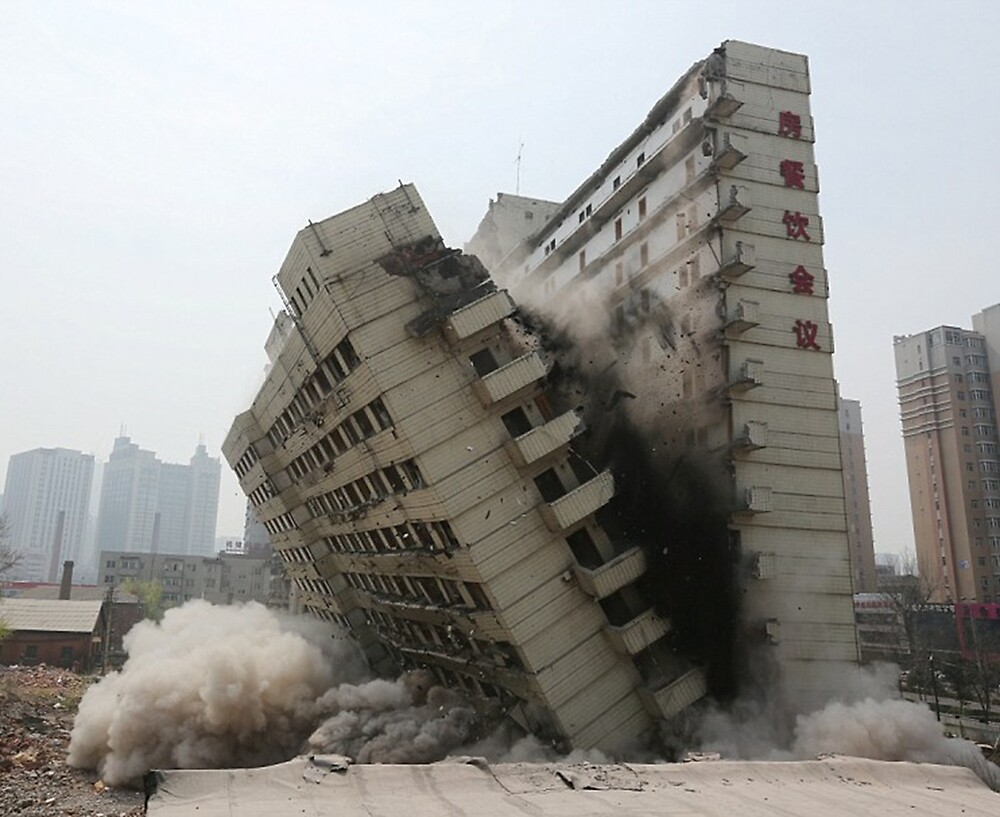 demolished building #2 by demolishdreams