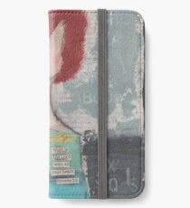 Trusting with her heart iPhone Wallet/Case/Skin