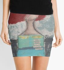Trusting with her heart Mini Skirt