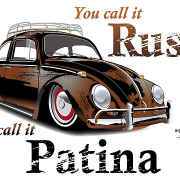 It's Patina by evlwevl