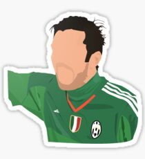 Gianluigi Buffon Sticker