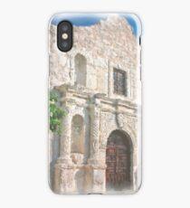 Alamo Facade iPhone Case
