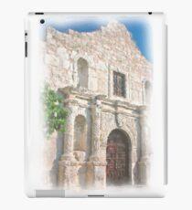 Alamo Facade iPad Case/Skin