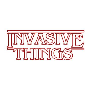 Invasive Things by invadeclothing