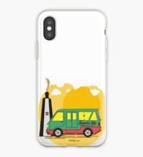 Angkot Bogor iPhone Case