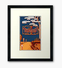 Faxanadu (NES) Framed Print