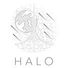 Halo 1 Icon by Sam Mobbs