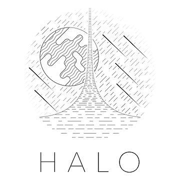 Halo 1 Icon by SamandFaz