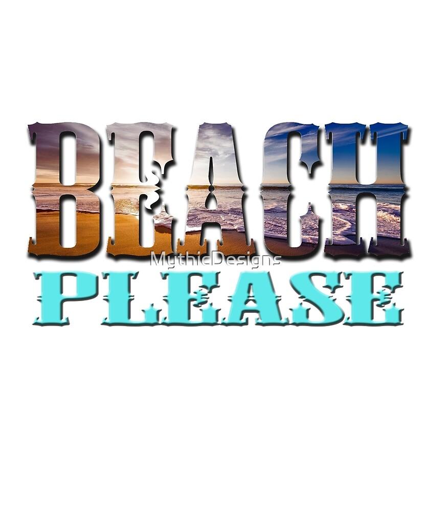Beach Please by Slackr
