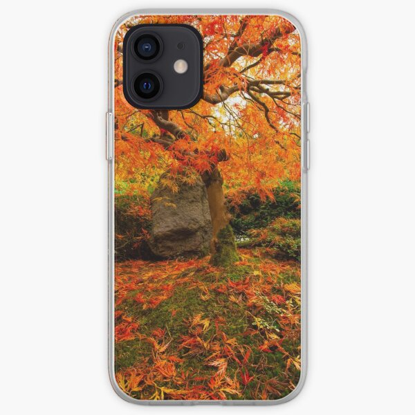 Autumn Ablaze iPhone Soft Case