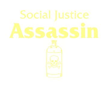 Social Justice Assassin by VonAether