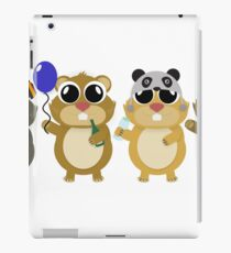 Hamsters iPad Case/Skin
