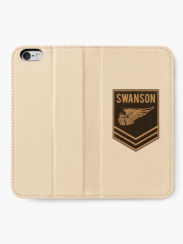 Alternate view of Parks and Recreation - Swanson Ranger Club iPhone Wallet