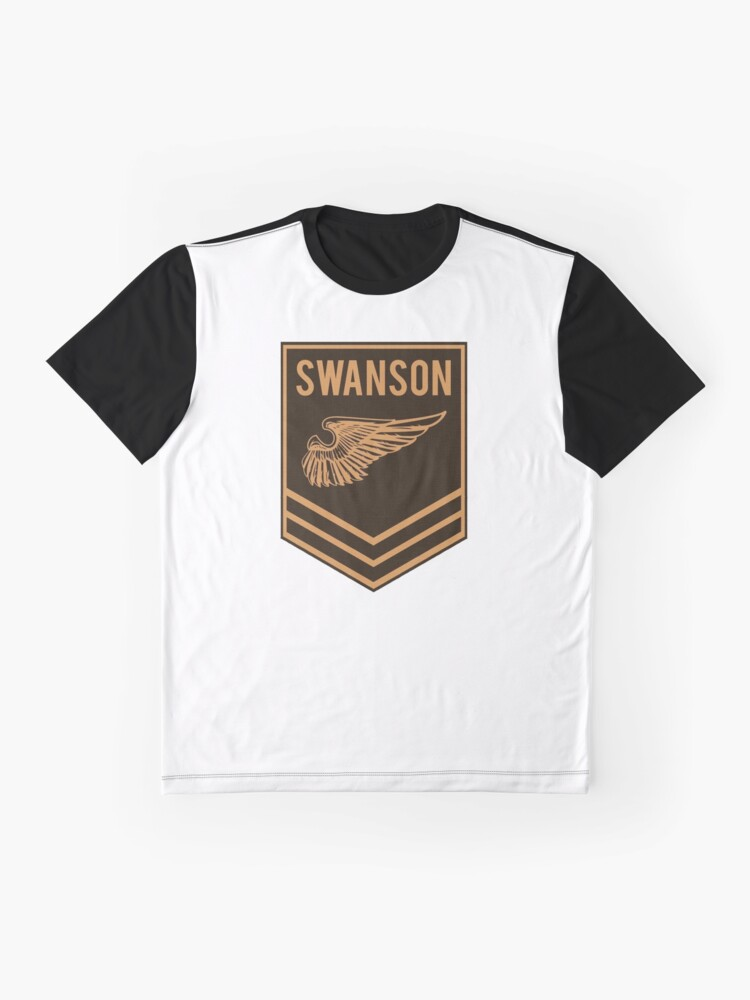 Alternate view of Parks and Recreation - Swanson Ranger Club Graphic T-Shirt