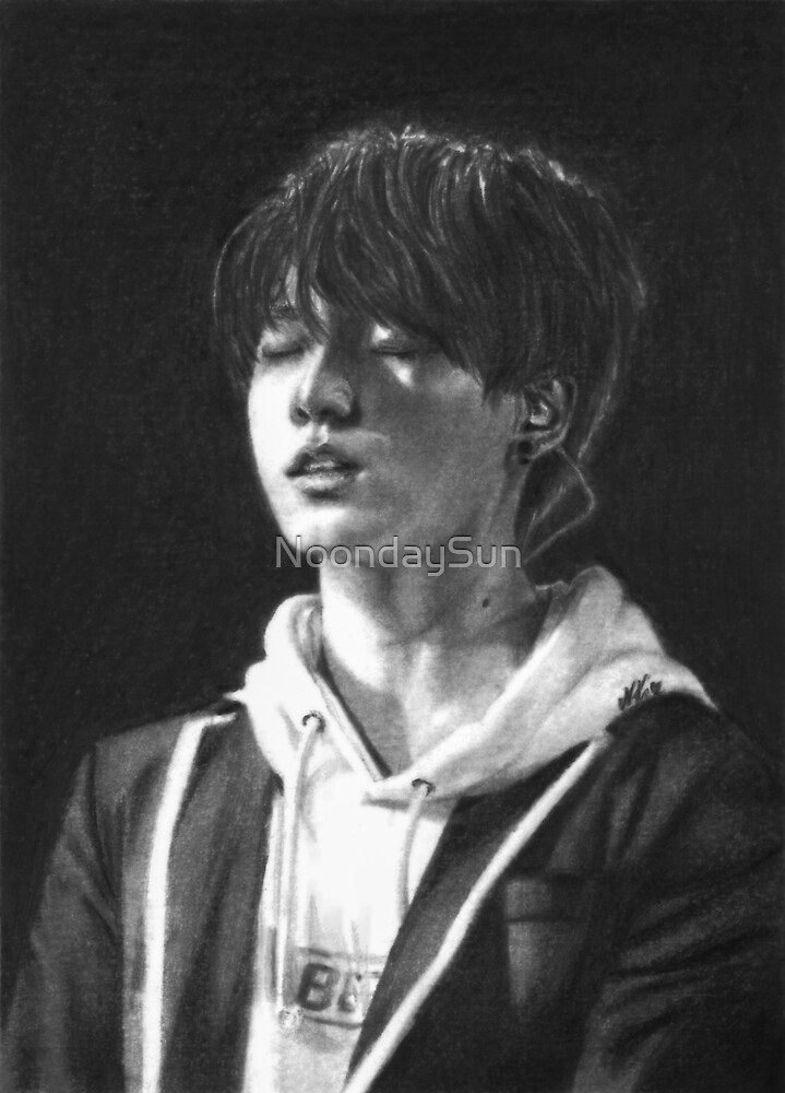 Lost in the Moment - Jungkook by NoondaySun