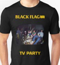 Black Flag - TV Party T-Shirt