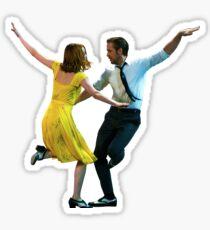 """La La Land"" Sticker Sticker"