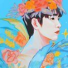 Jinyoung by Charlotte Gilbert