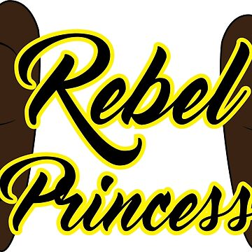 Rebel Princess by freshcoffee
