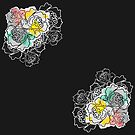 Tattooed Roses Edge by lollylocket