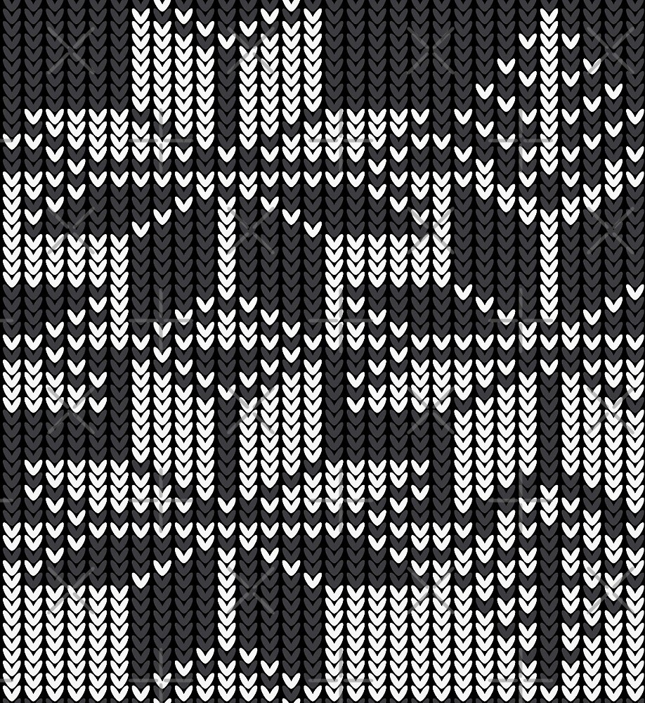 Winter knit  by Elena Naylor