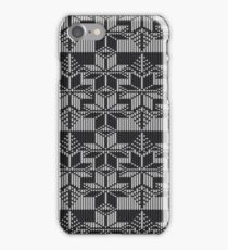Winter knit  iPhone Case/Skin