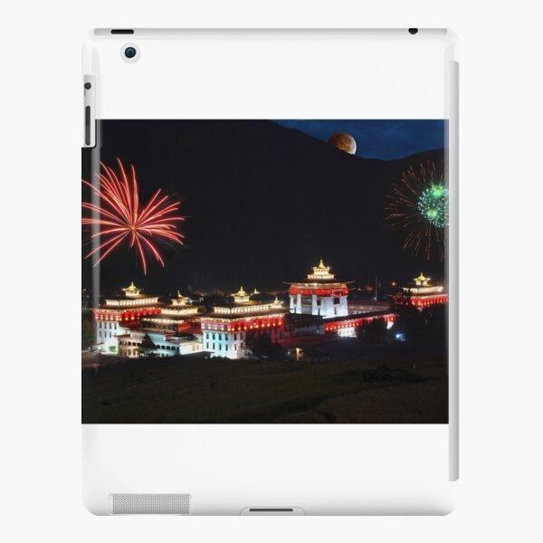 Thimphu dzong iPad Snap Case