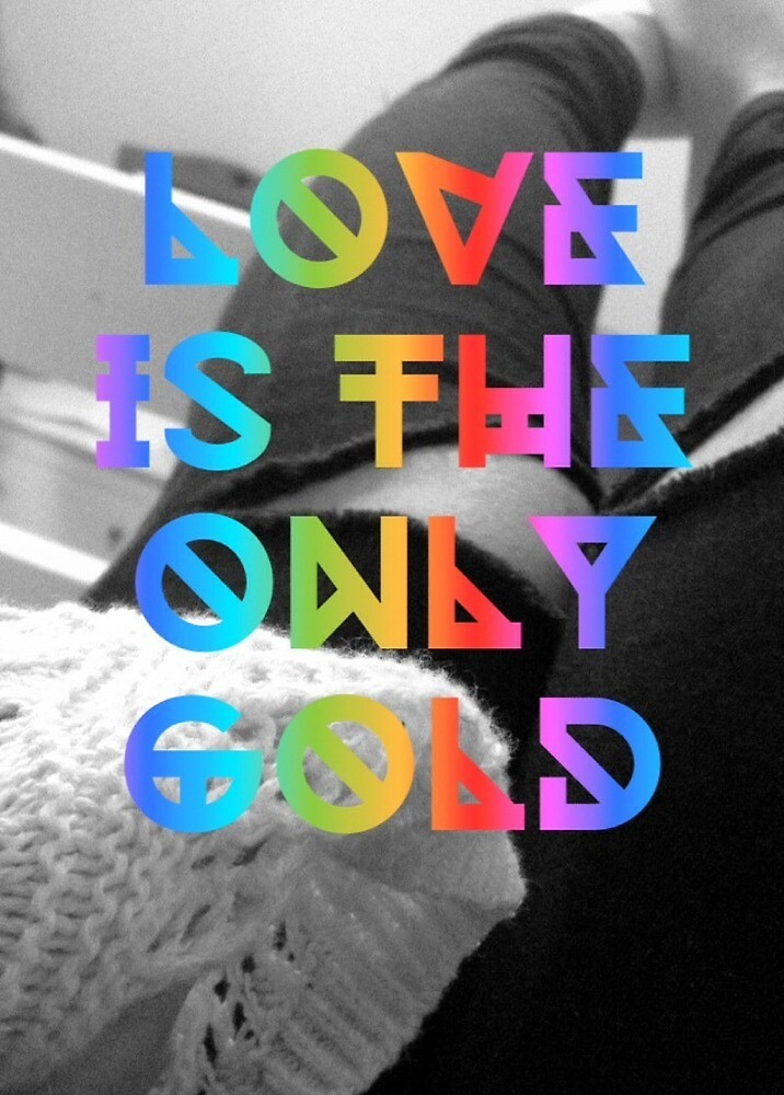 Love is the only gold by youngmoon04