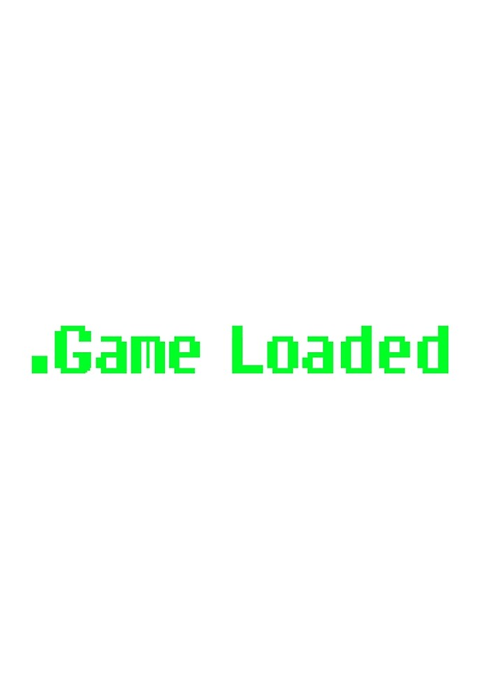 Game Loaded. (Larger) by Houseclarkzonia
