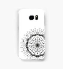 Quidditch themed mandala  Samsung Galaxy Case/Skin
