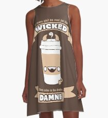 Drink of the Damned A-Line Dress