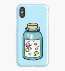 Bottle bubble iPhone Case