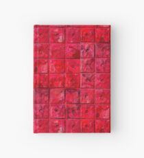 Red Hardcover Journal