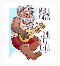 Merle - The Adventure Zone Photographic Print