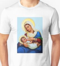 Milk Grotto Painting Unisex T-Shirt