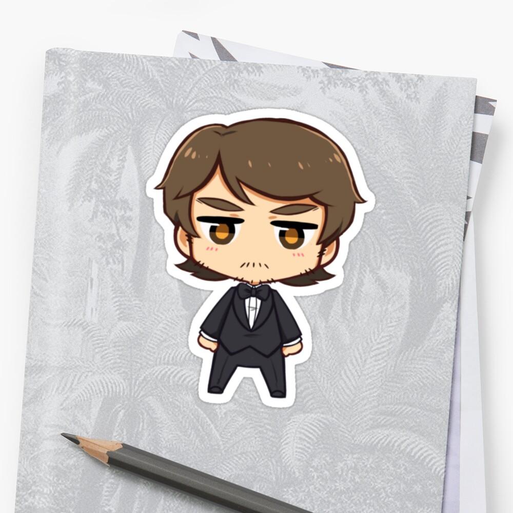 Mini Tony Sticker