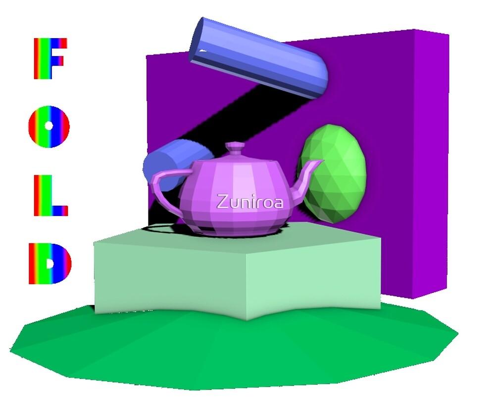 Fold Aesthetic by Zuniroa