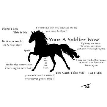 Spirit Horse by Skyrimjoe