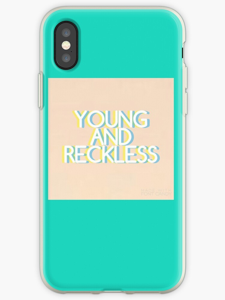 Young and reckless by youngmoon04