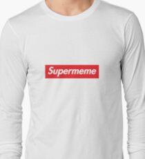 Supermeme Long Sleeve T-Shirt