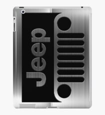 Jeep logo iPad Case/Skin