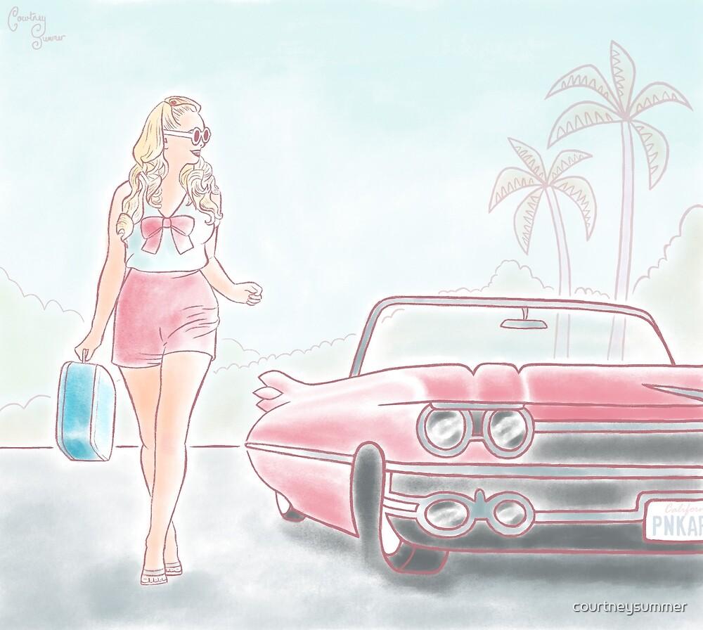 California Cadillac  by courtneysummer