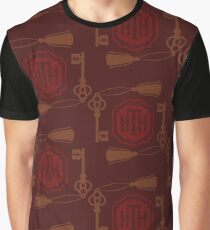 Hollywood Tower Hotel Graphic T-Shirt