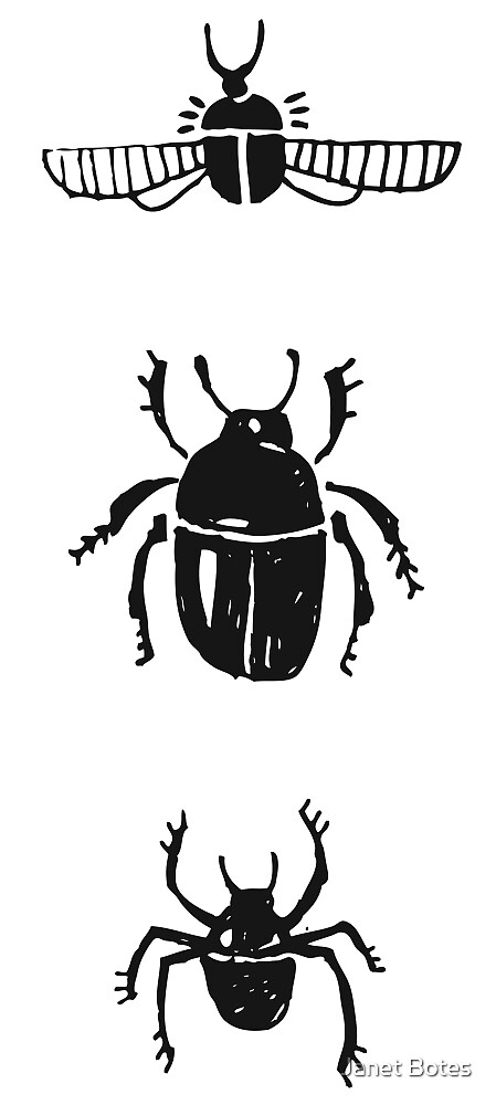 Beetle Love by Janet Botes
